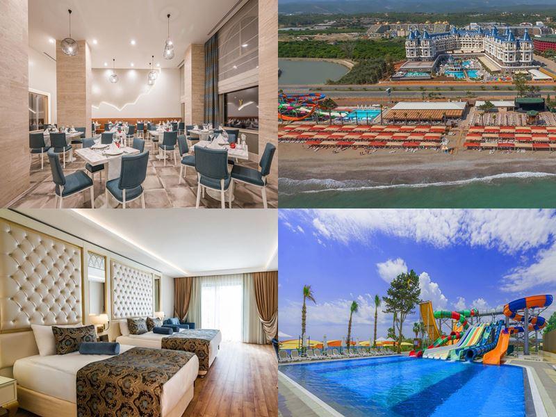 Лучшие отели Аланьи 5 звёзд «Всё включено» - Haydarpasha Palace в Конаклы