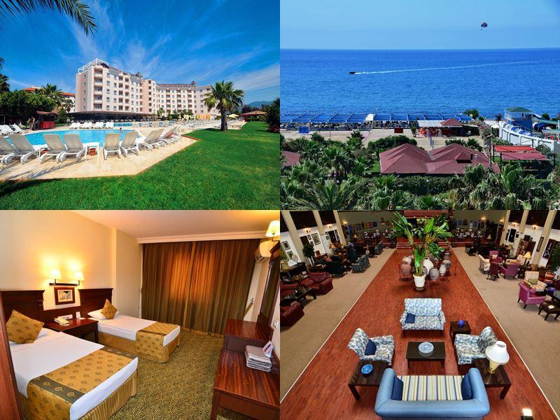 Лучшие отели Аланьи 5 звёзд «Всё включено» - Royal Garden Select & Suite Hotel в Конаклы