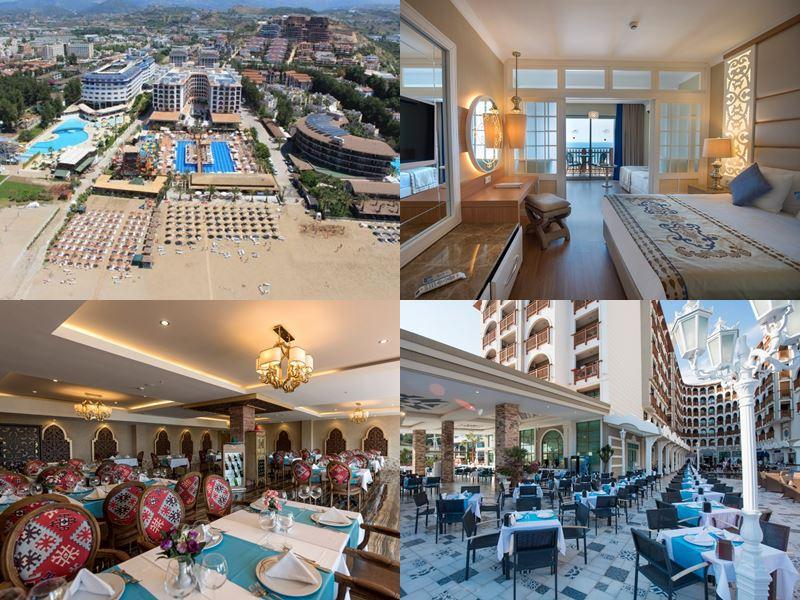 Лучшие отели Аланьи 5 звёзд «Всё включено» - Quattro Beach Spa & Resort в Конаклы