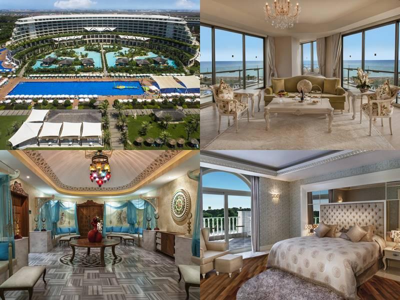 Лучшие отели Белека 5 звёзд «Всё включено» - Maxx Royal Belek Golf Resort