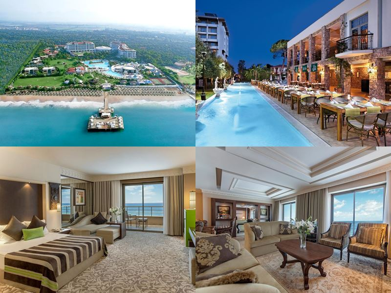 Лучшие отели Белека 5 звёзд «Всё включено» - Ela Quality Resort Belek