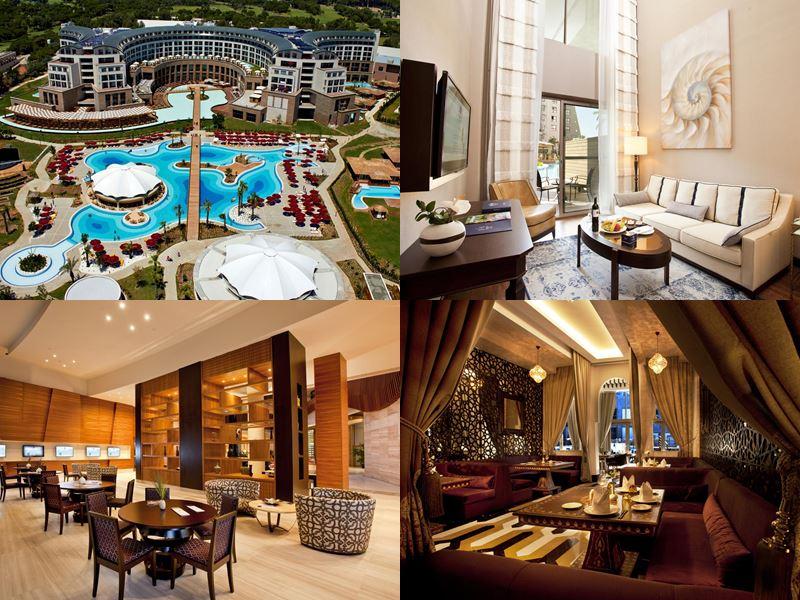 Лучшие отели Белека 5 звёзд «Всё включено» - Kaya Palazzo Golf Resort