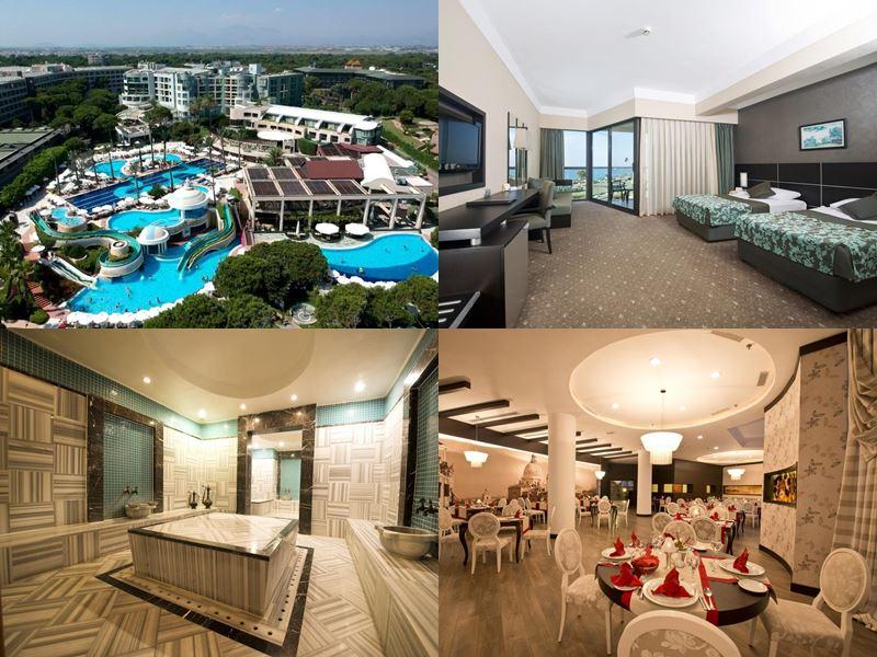 Лучшие отели Белека 5 звёзд «Всё включено» - Limak Atlantis De Luxe Hotel & Resort