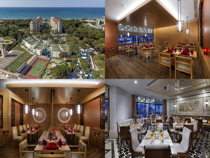 Лучшие отели Белека 5 звёзд «Всё включено» - Papillon Zeugma Relaxury