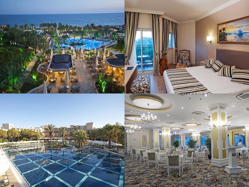 Лучшие отели Белека 5 звёзд «Всё включено» - Crystal Tat Beach Golf Resort & Spa