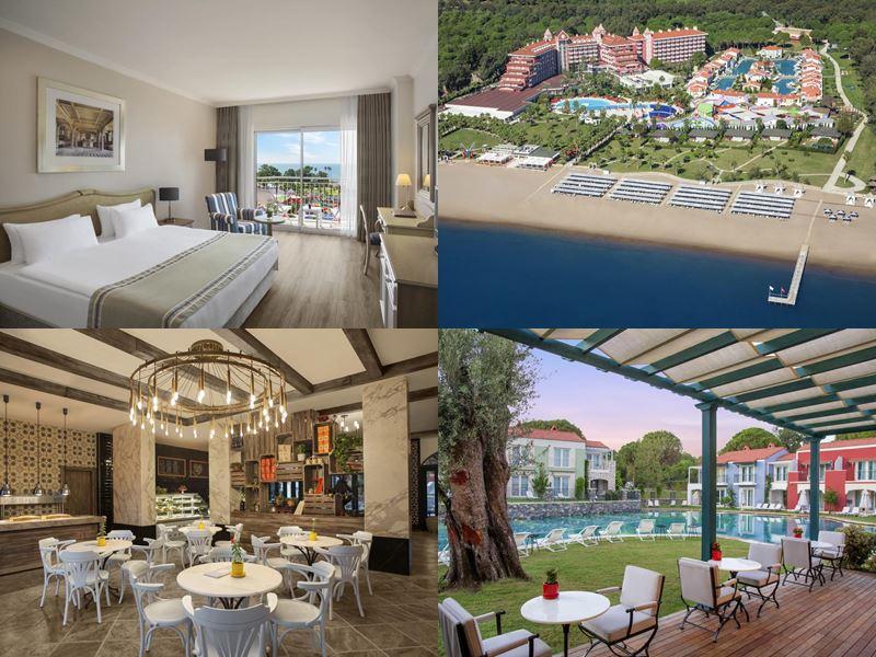 Лучшие отели Белека 5 звёзд «Всё включено» - IC Hotels Santai Family Resort