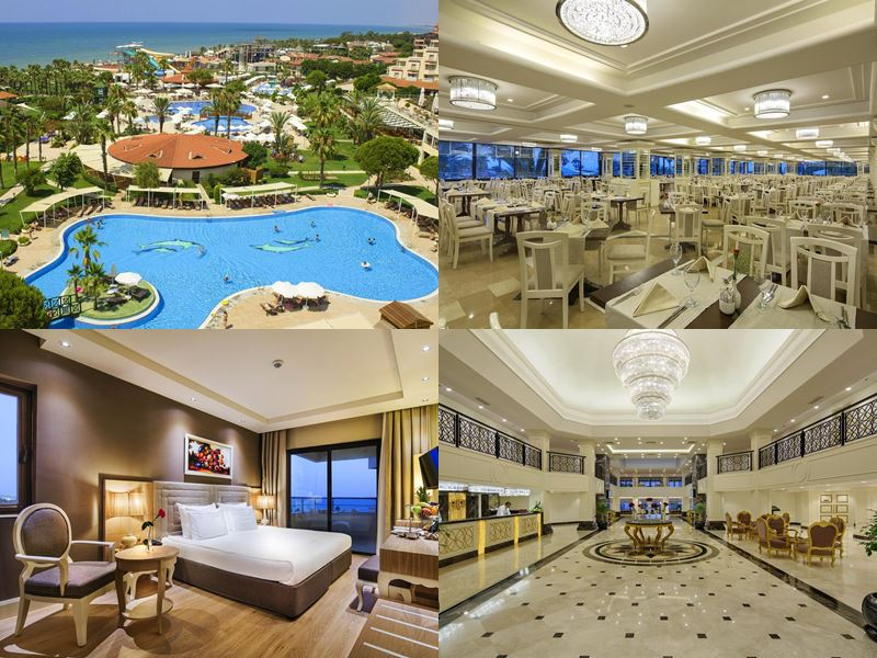 Лучшие отели Белека 5 звёзд «Всё включено» - Bellis Deluxe Hotel