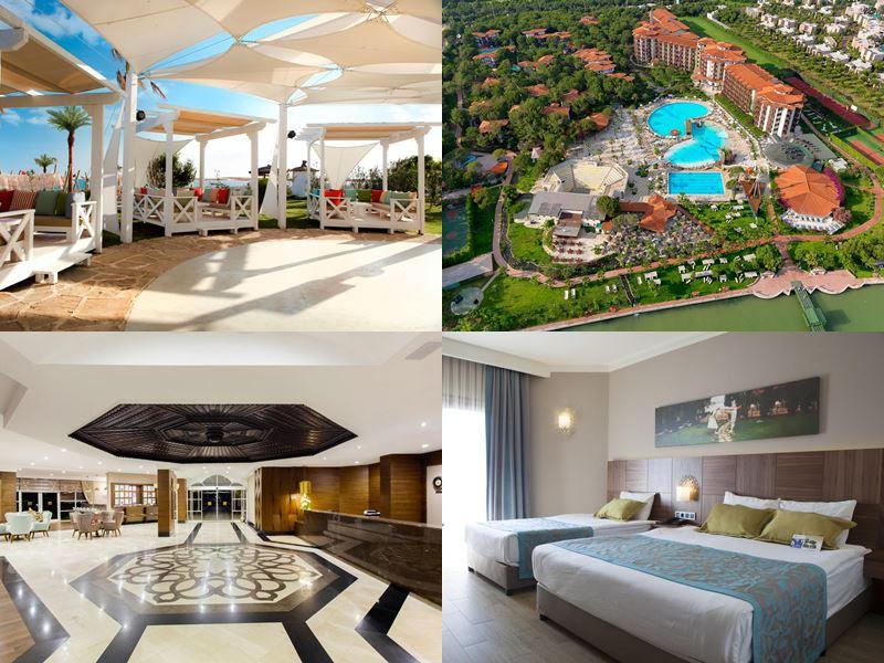 Лучшие отели Белека 5 звёзд «Всё включено» - Letoonia Golf Resort