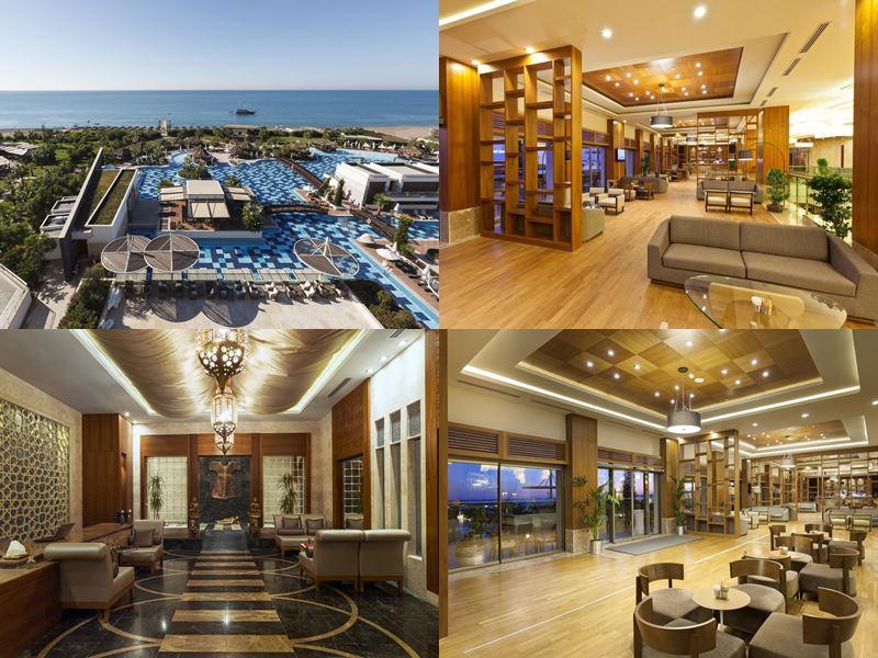 Лучшие отели Белека 5 звёзд «Всё включено» - Sensimar Belek Resort & Spa