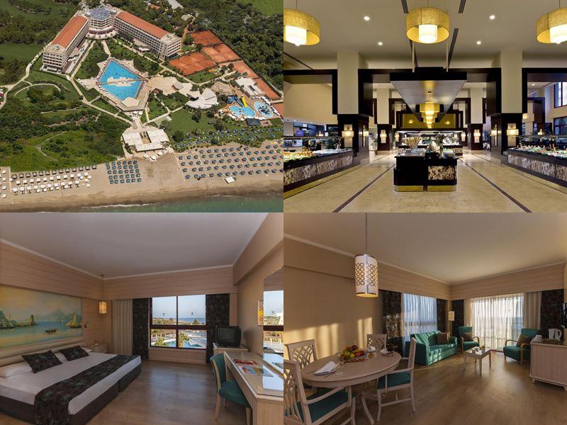 Лучшие отели Белека 5 звёзд «Всё включено» - Hotel Kaya Belek
