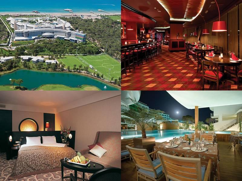Лучшие отели Белека 5 звёзд «Всё включено» - Cornelia Diamond Golf Resort & SPA