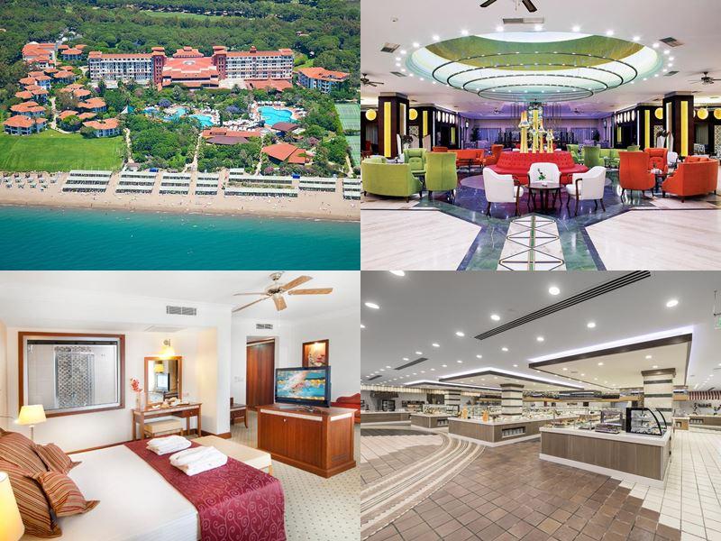 Лучшие отели Белека 5 звёзд «Всё включено» - Belconti Resort Hotel