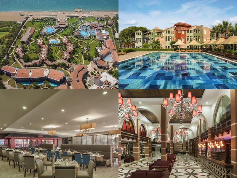 Лучшие отели Белека 5 звёзд «Всё включено» - Club Mega Saray