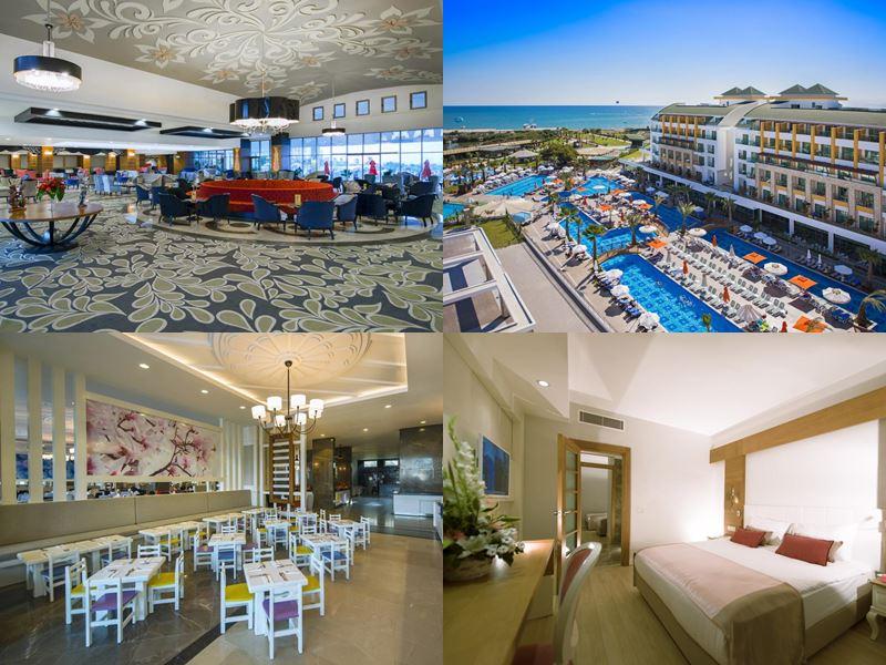 Лучшие отели Белека 5 звёзд «Всё включено» - Port Nature Luxury Resort & Spa