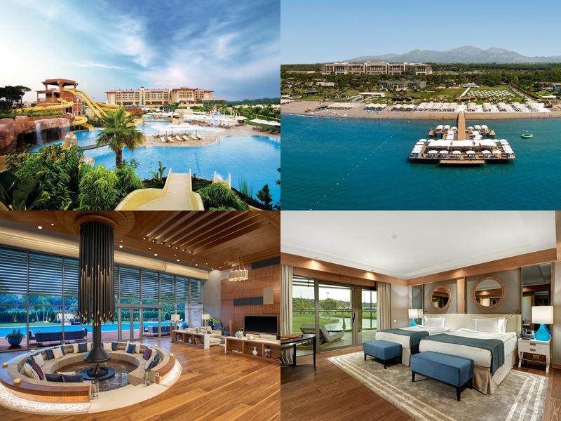 Лучшие отели Белека 5 звёзд «Всё включено» - Regnum Carya Golf & Spa Resort