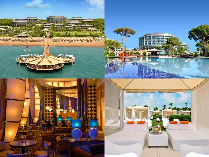 Лучшие отели Белека 5 звёзд «Всё включено» - Calista Luxury Resort