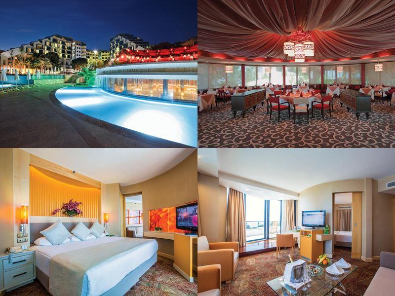 Лучшие отели Белека 5 звёзд «Всё включено» - Cornelia De Luxe Resort
