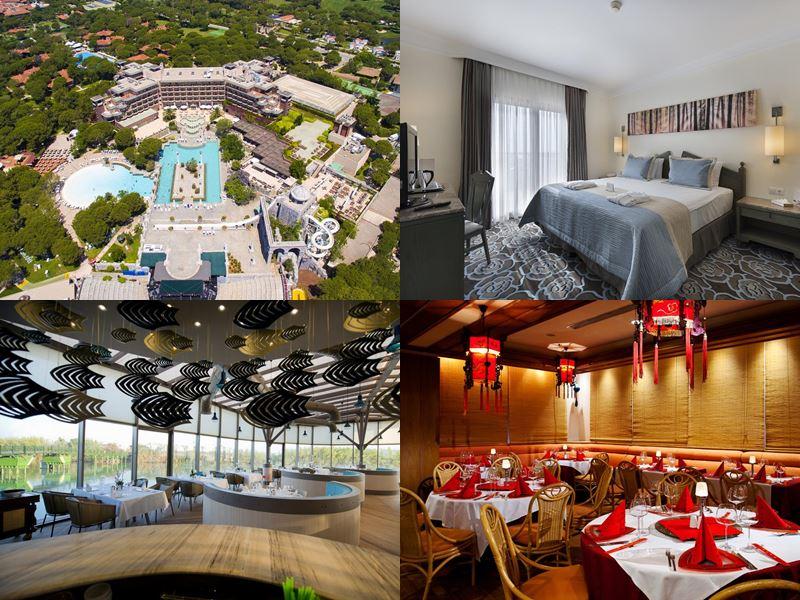 Лучшие отели Белека 5 звёзд «Всё включено» - Xanadu Resort Hotel