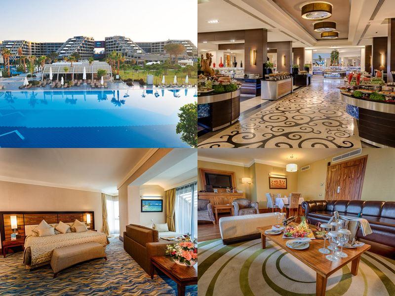 Лучшие отели Белека 5 звёзд «Всё включено» - Susesi Luxury Resort