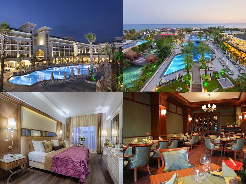 Лучшие отели Белека 5 звёзд «Всё включено» - Alva Donna Exclusive Hotel & Spa