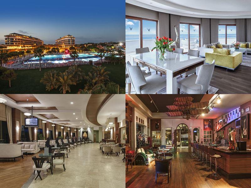 Лучшие отели Белека 5 звёзд «Всё включено» - Voyage Belek Golf & Spa