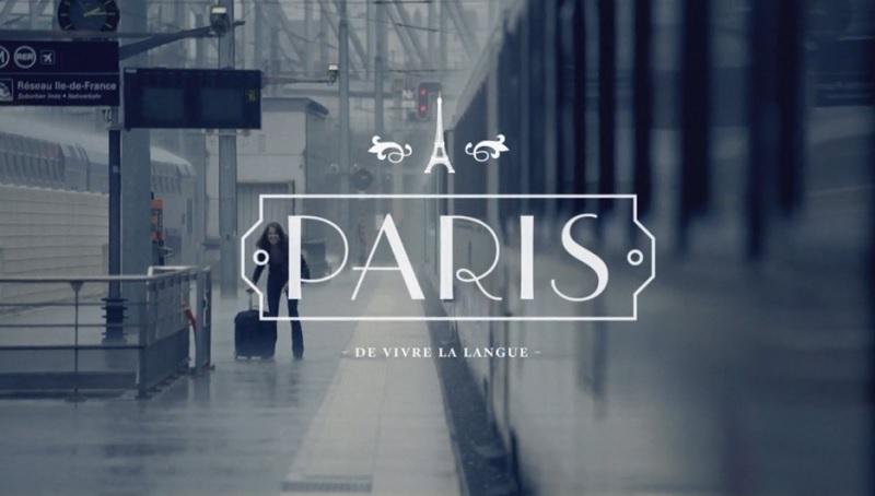 Красивые и вдохновляющие видео о Париже