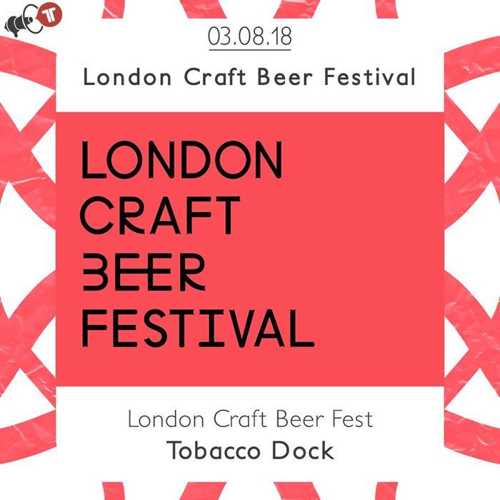 Пивные фестивали Европы 2018 - Фестиваль крафтового пива в Лондоне (Великобритания)