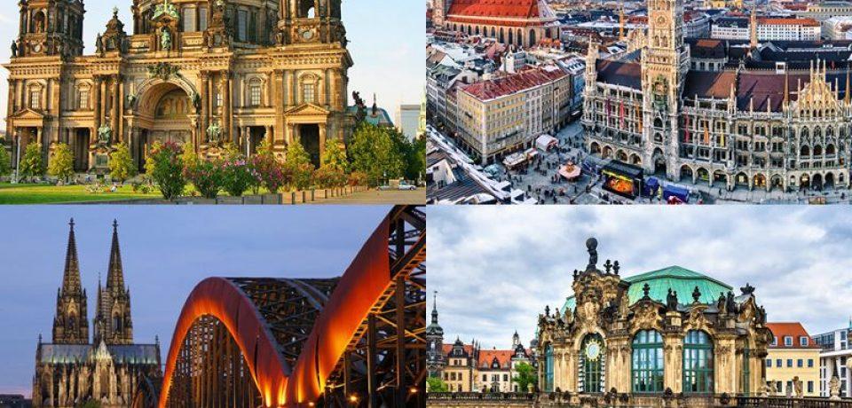 Прямые рейсы в Германию: из Москвы без пересадок