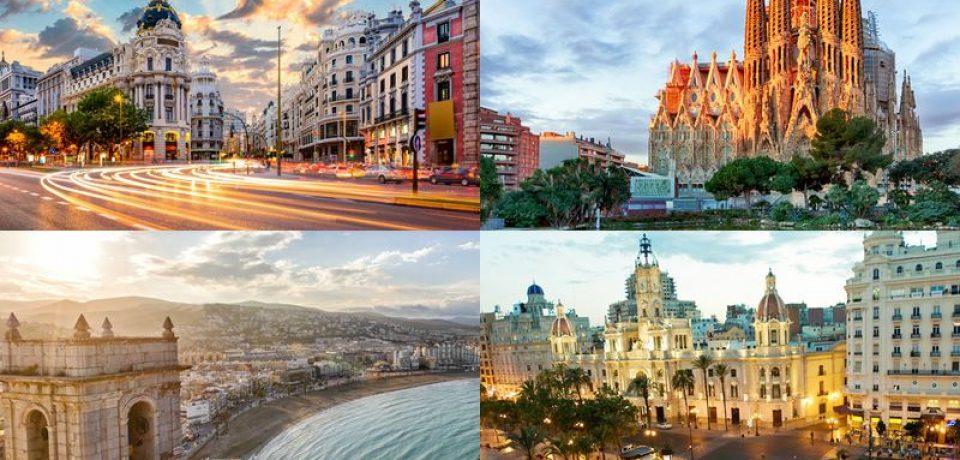Прямые рейсы в Испанию: из Москвы без пересадок
