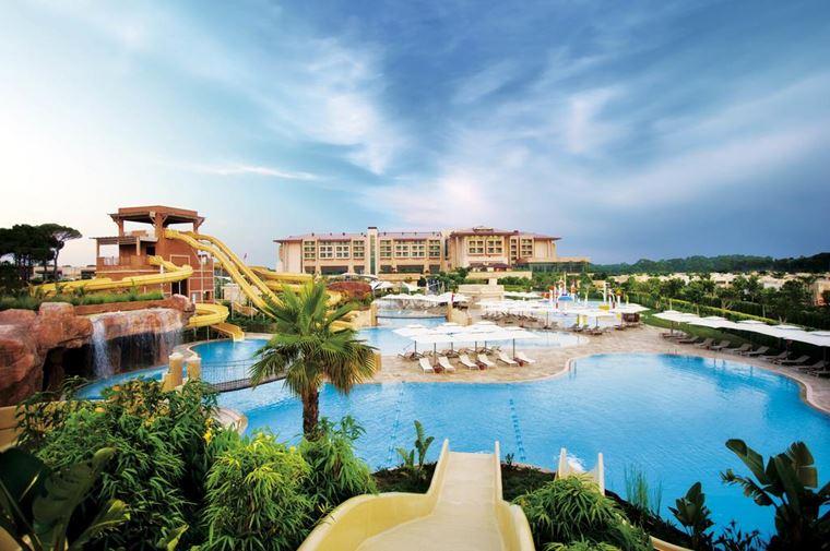 Regnum Carya Golf & Spa Resort представил летнюю программу концертов