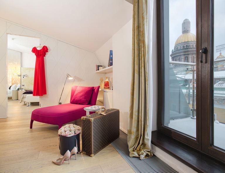 SO/ Sofitel St. Petersburg: новый отель с видом на Исаакиевский собор ждёт гостей