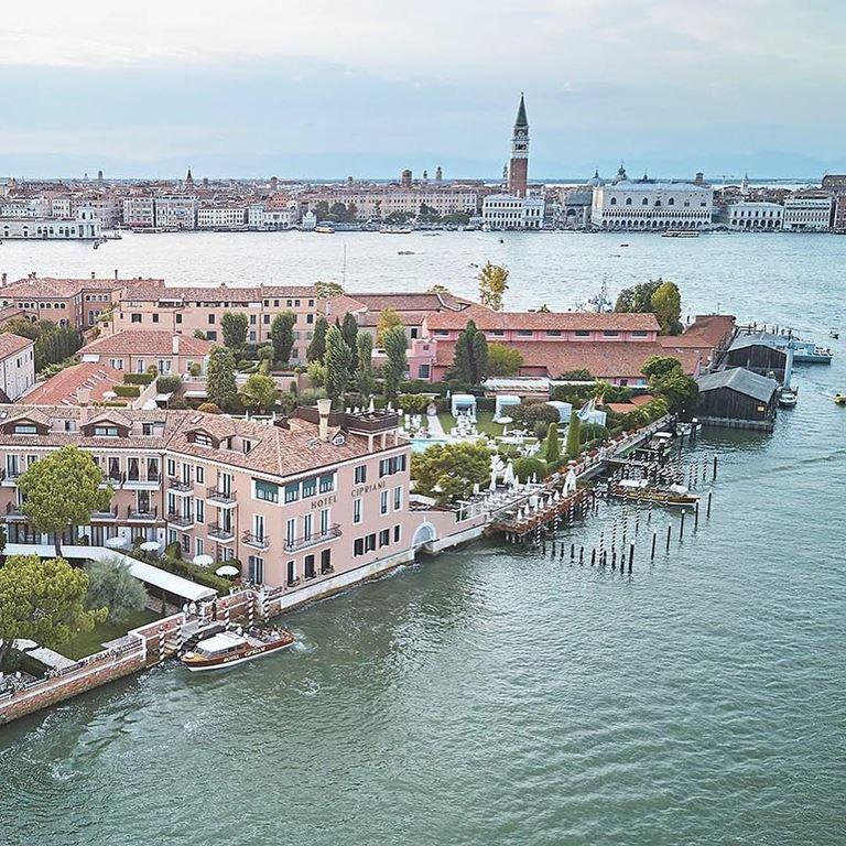 Belmond Hotel Cipriani - один из лучших отелей Венеции