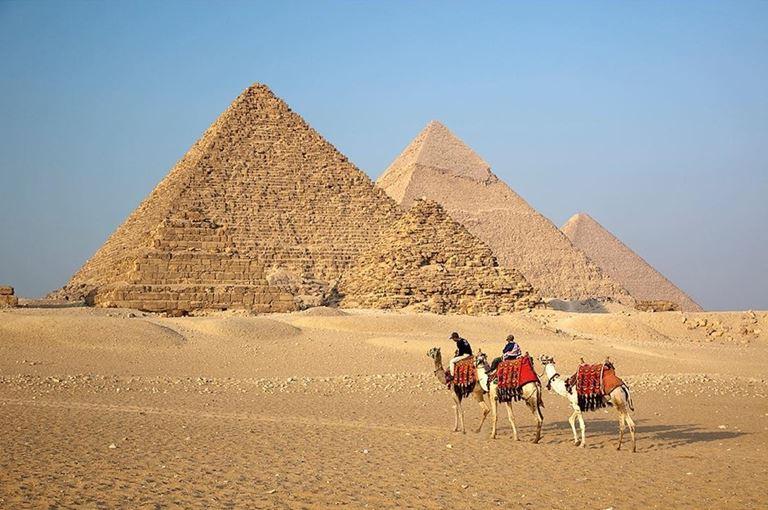 Египет открывается: возобновляются рейсы Москва-Каир