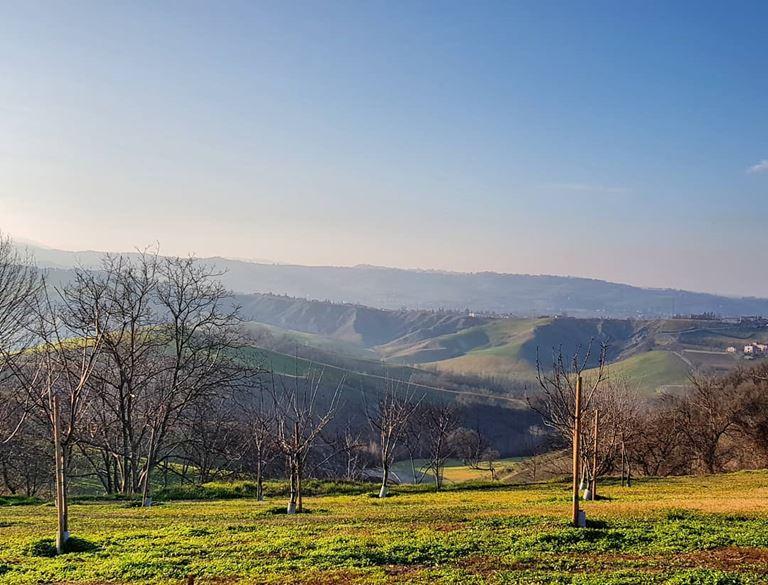 Регион Эмилия-Романья (Италия) - Прекрасные пейзажи Пармы