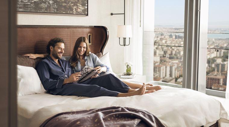 Отель Fairmont Quasar Istanbul в Стамбуле (Турция) - специальное предложение на март 2018