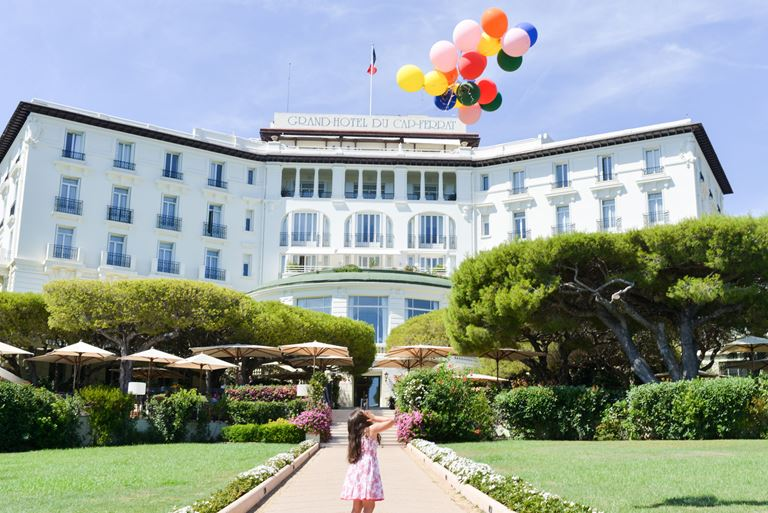 Grand-Hôtel du Cap-Ferrat, Four Seasons (Франция, Лазурный берег) -