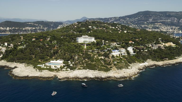 Grand-Hôtel du Cap-Ferrat, Four Seasons (Франция, Лазурный берег) - между Ниццей и Монако