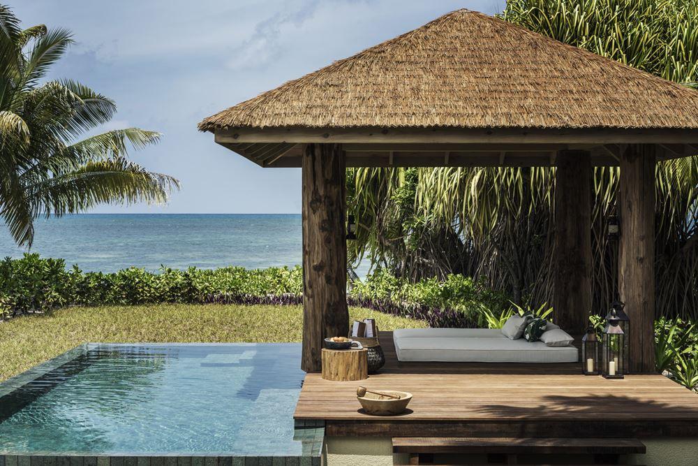 Отель Four Seasons Resort Seychelles at Desroches Island (о. Дерош, Сейшельские острова)