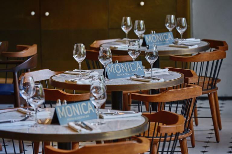 Monica - уютная пиццерия в Москве для семейных посиделок