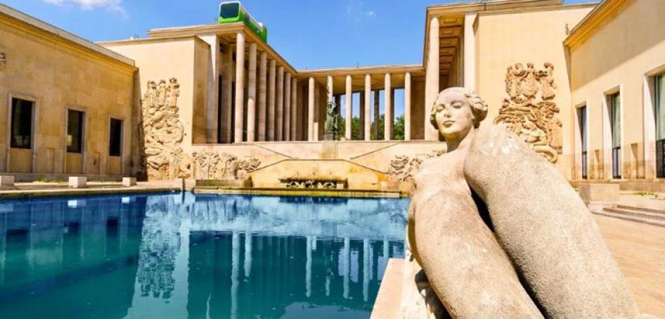 5 мая станет днём нудистов в Музее современного искусства Парижа