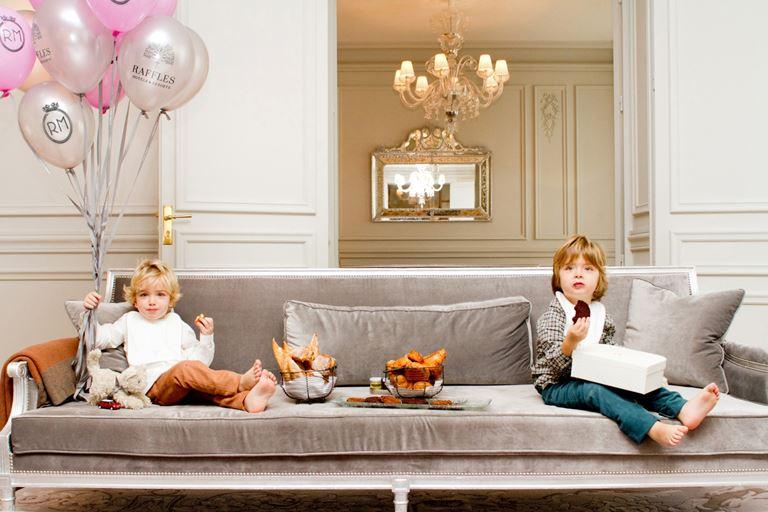 Пасхальные праздники в отеле Le Royal Monceau-Raffles Paris