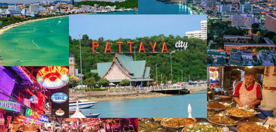 Паттайя (Таиланд) – видео туристов (еда, пляжи, отели, магазины)