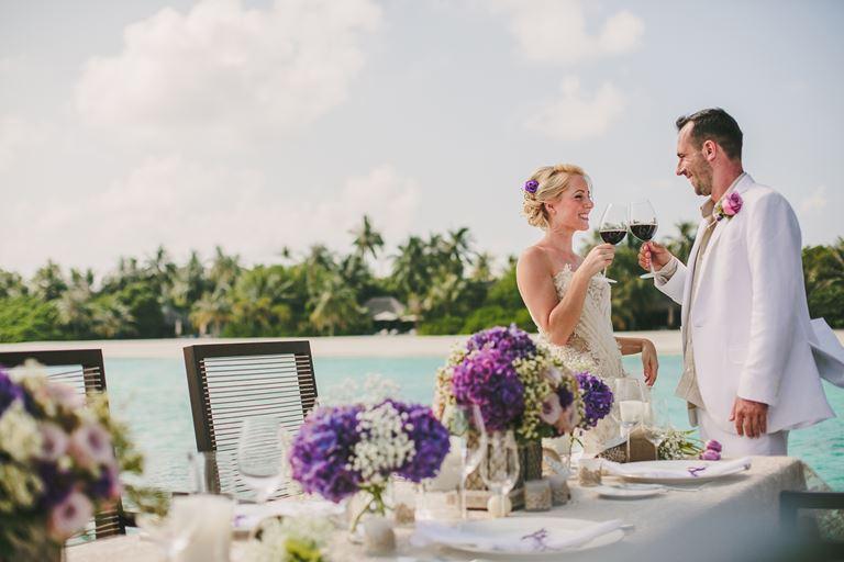 Романтические Мальдивы с Velaa Private Island - На курорте можно отметить свадьбу или провести медовый месяц