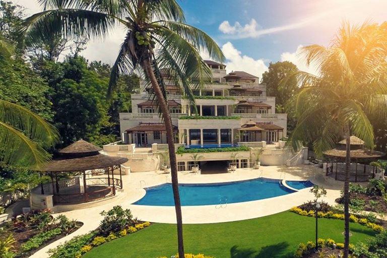 Топ-10 самых дорогих вилл в мире - Вилла Палаццате (Барбадос)