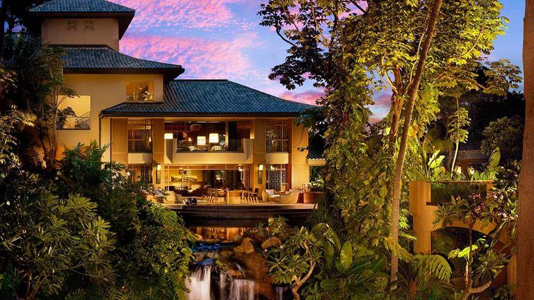 Топ-10 самых дорогих вилл в мире - Особняк Ларри Эллисона (Калифорния, США)