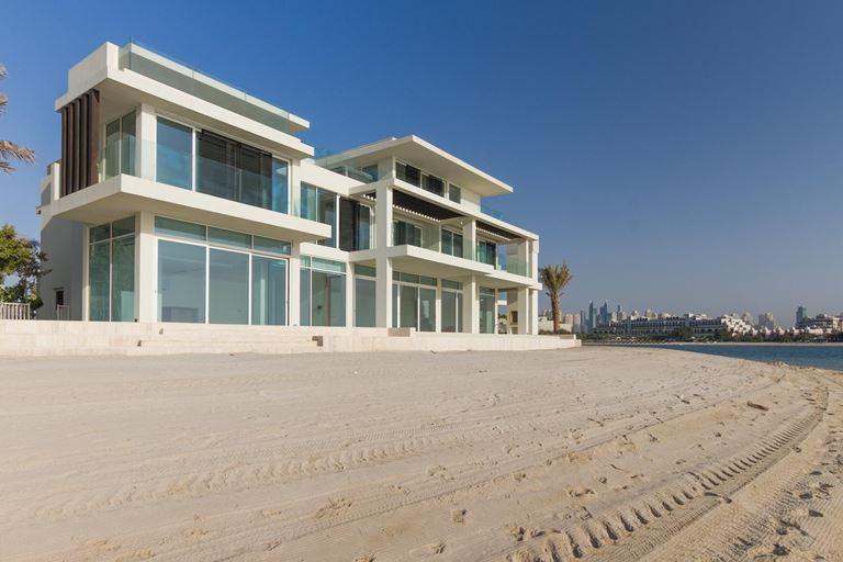 Топ-10 самых дорогих вилл в мире - Вилла в районе Пальма Джумейра (Дубай, ОАЭ)