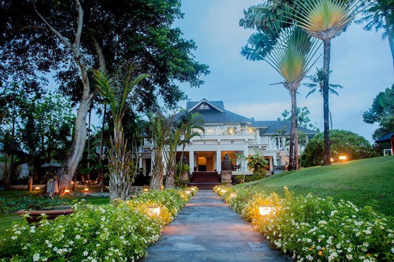 Топ-10 самых дорогих вилл в мире - Вилла Gajah Putih (о. Бали, Индонезия)
