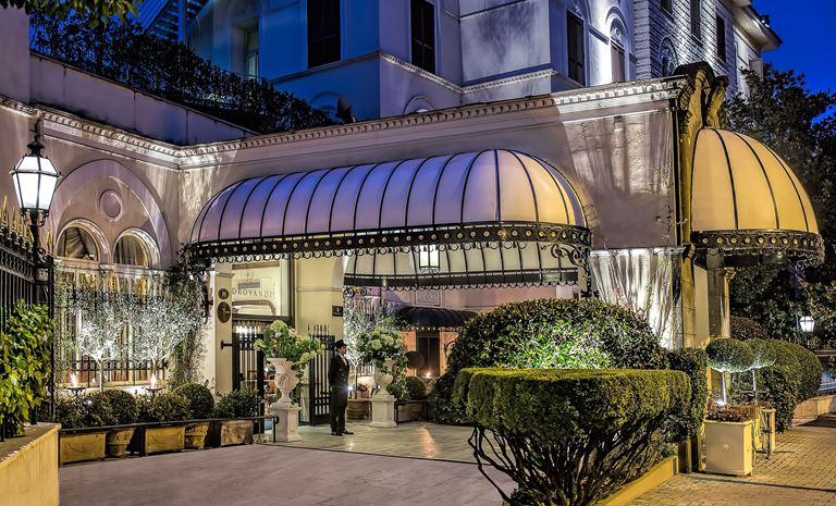 Aldrovandi Villa Borghese – 5-звездочный отель в центре Рима