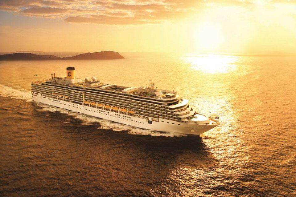 Costa Cruises представляет новые круизные маршруты на 2019-2020 годы