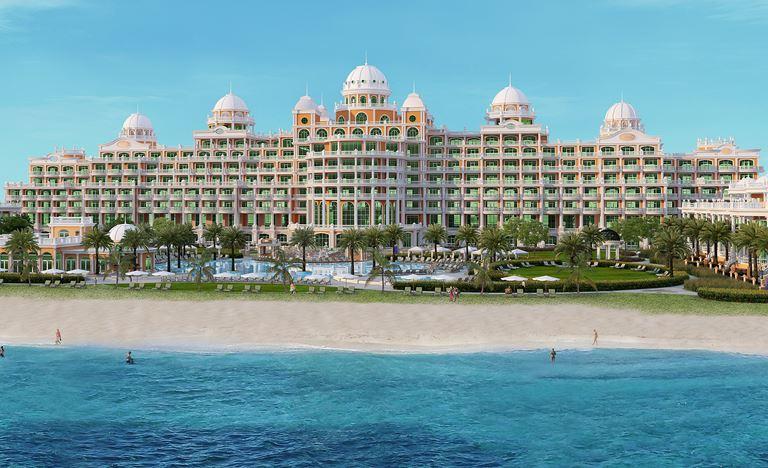 Emerald Palace Kempinski Dubai – новый курорт в Дубае